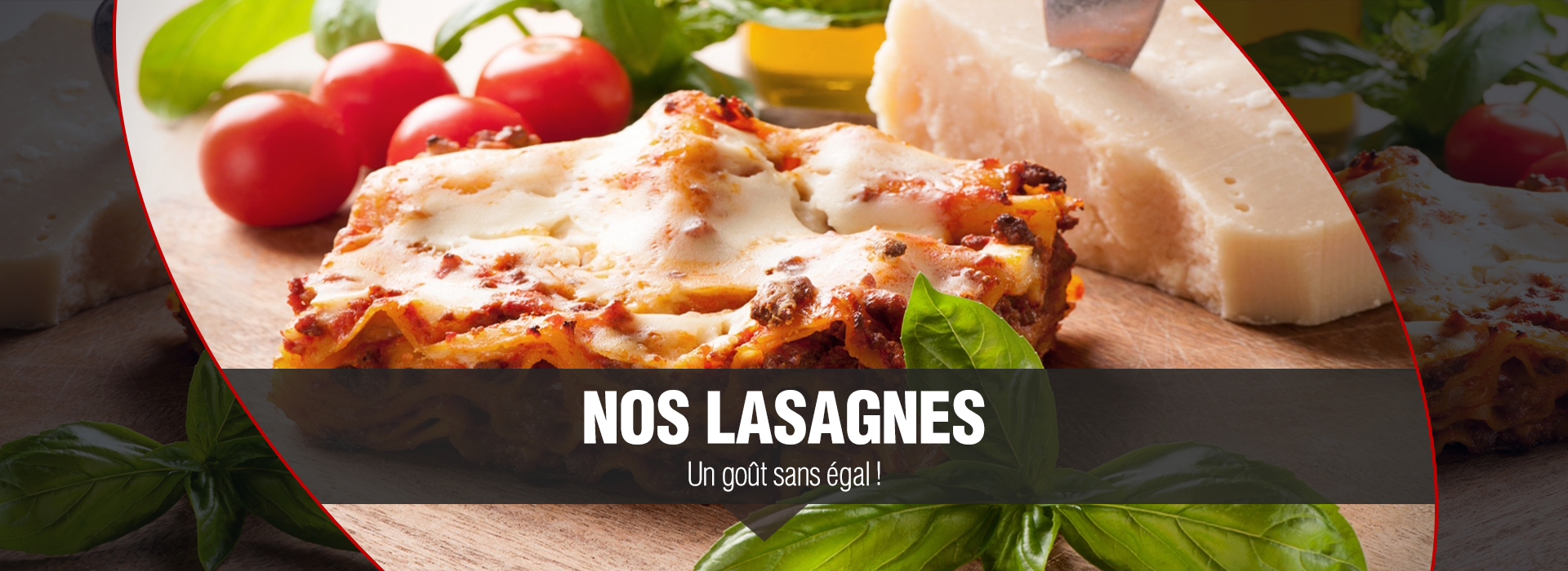 à  lasagnes le raincy 93340